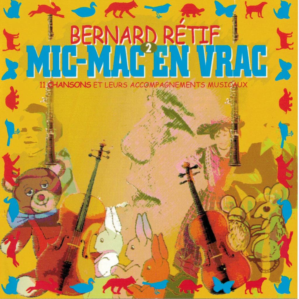 Mic Mac en Vrac pochette