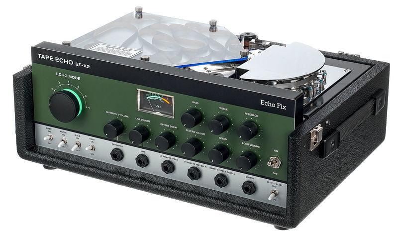 Echo à bande sans fin F-X2