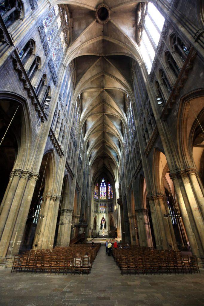 Réverbération Cathédrale
