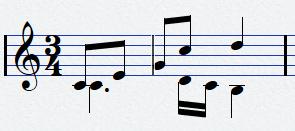 Ecriture polyphonique