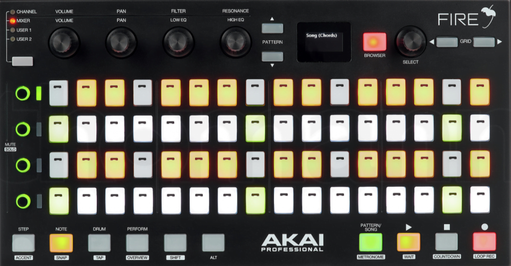 AKAI Professional Fire FL Studio Producer