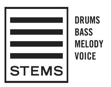 Stems Logo Native Instruments