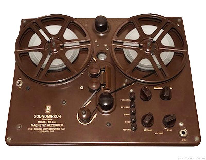 Brush Soundmirror BK-401
