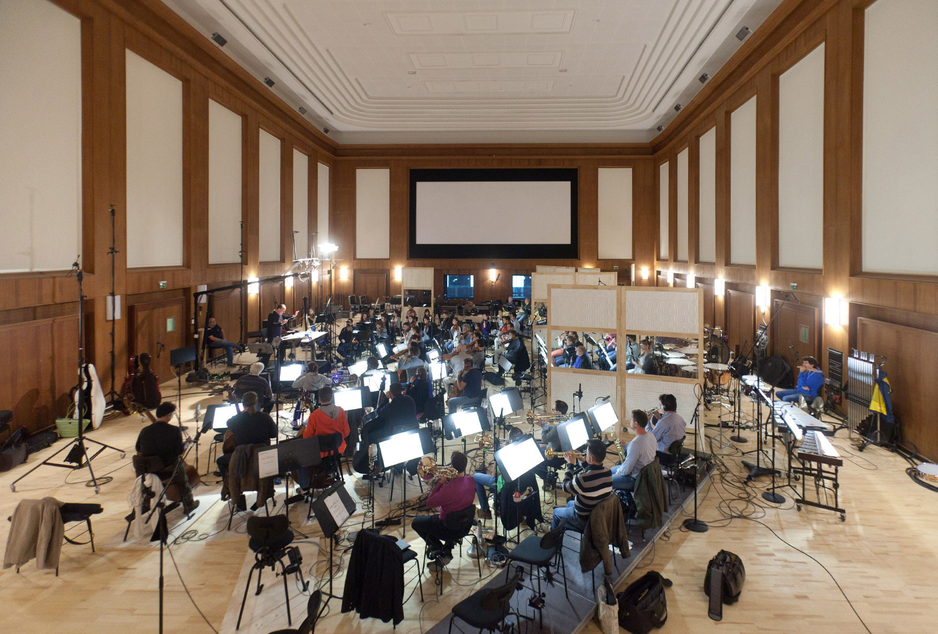 Synchron stage Vienna (source VSL)