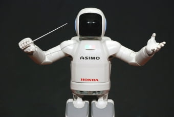 Honda's ASIMO Robot to Conduct the Detroit Symphony Orchestra