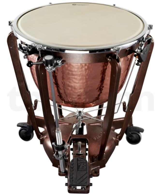 Timbale (source Bergerault)