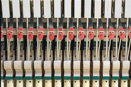 mécanique piano